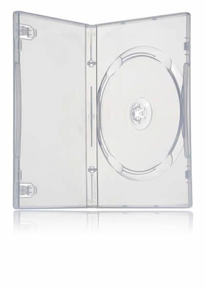 DVD Case (Clear)